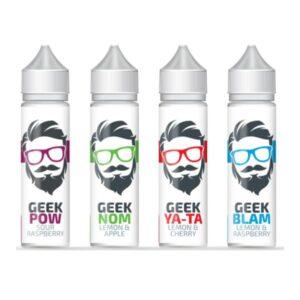 Geek Juice 0mg 50ml Shortfill (70VG/30PG)