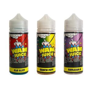 Wam Juice 0mg 100ml Shortfill (70VG/30PG)