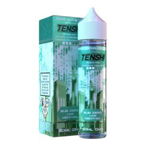 Tenshi Vapes Natomi Menthol 50ml Shortfill 0mg (70VG/30PG)
