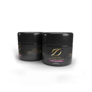 Zoetic 800mg CBD Night Cream 100ml – Jasmine & Lavender