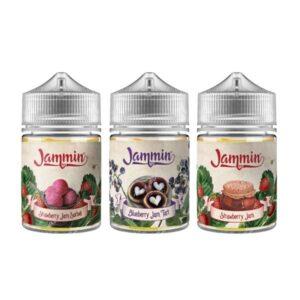 Jammin 0mg 50ml Shortfill E-Liquid (70VG/30PG)