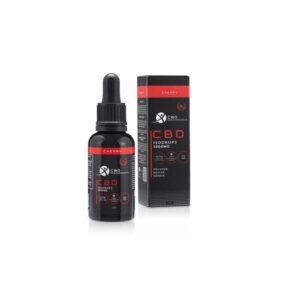 CBD Performance 1000mg CBD Isodrops supplement 30ml