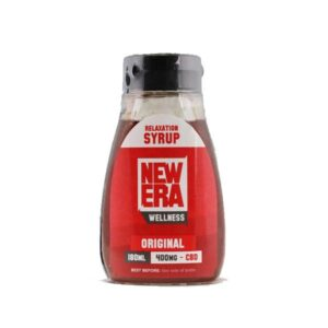 New Era Wellness 400mg CBD Relaxation Syrup 180ml