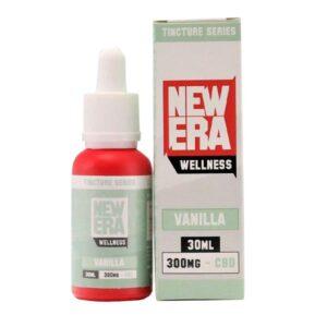 New Era Wellness 300mg CBD Tincture Series 30ml