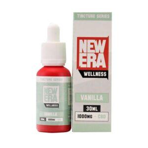 New Era Wellness 1000mg CBD Tincture Series 30ml