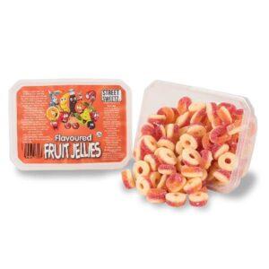 Street Sweetz Fruit Jelly Sweets 210g