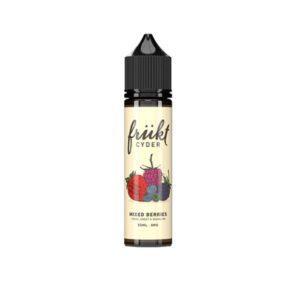 Frukt Cyder 50ml Shortfill E-liquid 0mg (70VG/30PG)