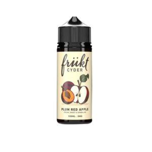 Frukt Cyder 100ml Shortfill E-liquid 0mg (70VG/30PG)