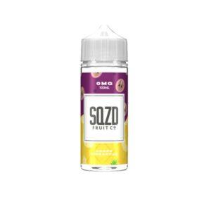 Sqzd 0mg 100ml Shortfill (70VG/30PG)