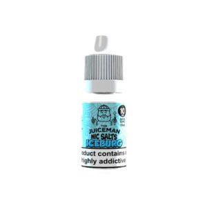 10mg The Juiceman 10ml Flavoured Nic Salt (50VG/50PG)