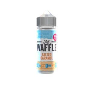Mr Waffle 100ml Shortfill 0mg (70VG/30PG)