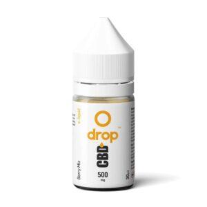 Drop CBD Flavoured E-Liquid 500mg 30ml