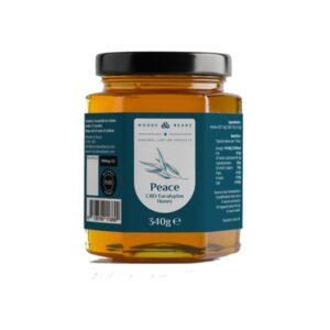Moods and Bears 1000mg CBD Natural Pure Honey 340g
