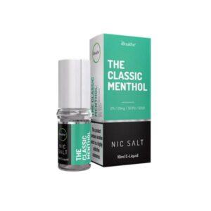 20mg iBreathe 10ml Nic Salt (50VG/50PG)