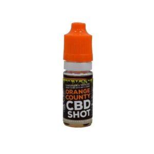 Orange County CBD 1000mg E-Liquid Booster Shot 10ml