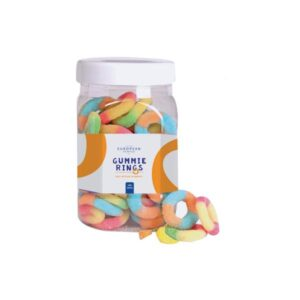European Hemp Co 50mg CBD Gummy Rings – Large Pack