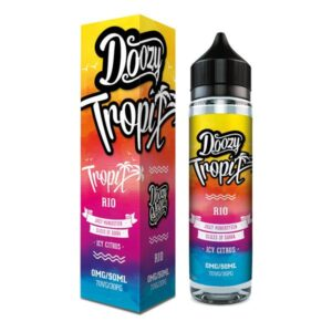 Doozy Tropix 50ml Shortfill 0mg (70VG/30PG)