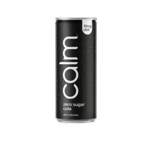 24 x Calm CBD 10mg CBD Zero Sugar Cola CBD Infused Drink 250ml