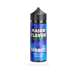 Major Flavor Reloaded 100ml Shortfill 0mg (70VG/30PG)