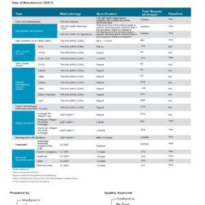 365CBD Natural Softgels 900mg CBD 30 Tablets