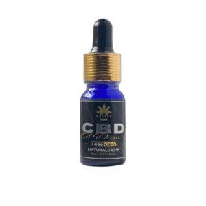 Doctor Herb 1000mg CBD Natural Hemp Full Spectrum CBD Oil 10ml