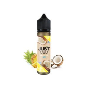 Just CBD Vape Juice 1000mg CBD 60ml (80VG/20PG)