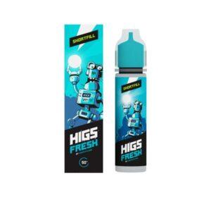 HIGS 50ml Shortfill 0mg (70VG/30PG)