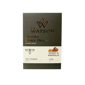 Dr Watson Manuka Honey Drops 120g (non-CBD)