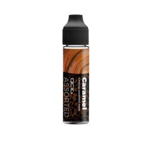 QCig Premium 50ml Shortfill 0mg (80VG/20PG)