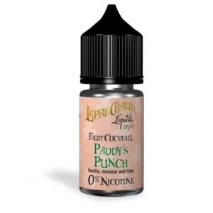 Leprechaun Fruit Cocktail 30ml (20ml Shortfill + 1 x 10ml Nic Shots) (70VG/30PG)