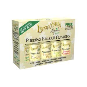 Leprechaun Pudding Parlour E-liquids Gift Box (70VG-30PG)