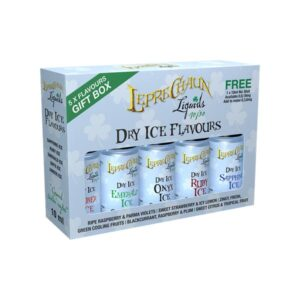 Leprechaun Dry Ice E-liquids Gift Box (70VG-30PG)