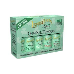 Leprechaun Original E-liquids Gift Box (70VG-30PG)