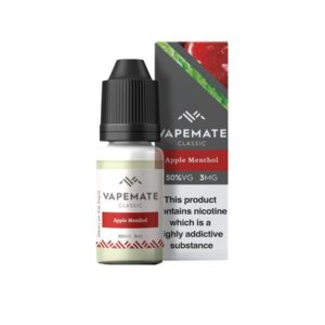 Vapemate Classic 0mg 10ml E-Liquid (70VG/30PG)