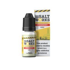 20mg The Salt Works Nic Salts 10ml (50VG/50)