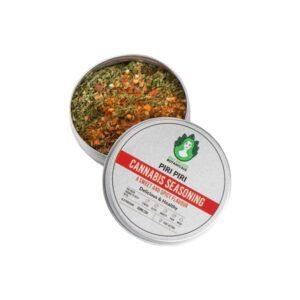 Body and Mind Botanicals 50mg CBD Cannabis Seasoning – Piri Piri
