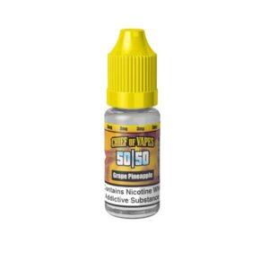 Chief of Vapes 3mg 10ML E-Liquids (50VG/50PG)