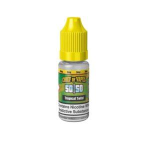 Chief of Vapes 12mg 10ML E-Liquids (50VG/50PG)