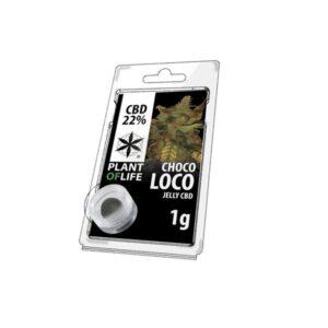 CBD 1g Jelly Chocoloco 22%