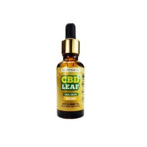 CBD Leaf 300MG Oral Drops 30ml