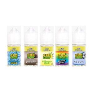CBD Leaf 500mg 30ml Shortfill E-Liquid (70VG/30PG)