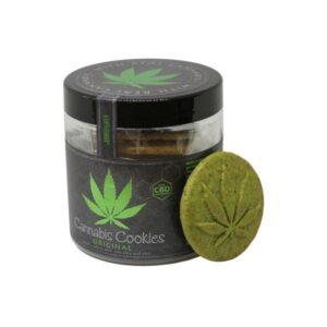 Euphoria Cannabis Cookies With CBD – Original