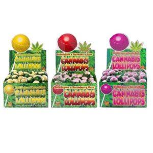 Dr Greenlove Cannabis Lollipops