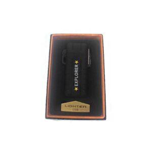 Explorer USB Rechargeable Zippo Style Lighter – 20483