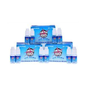 Ice Shot 0mg (Nicotine Free) 10ml by Pum Pum Juice (50VG-50PG)