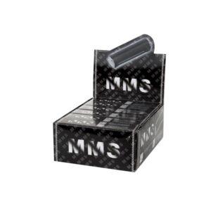 MMS Black King Size Cigarette Rolling Machine – TN120 BLK