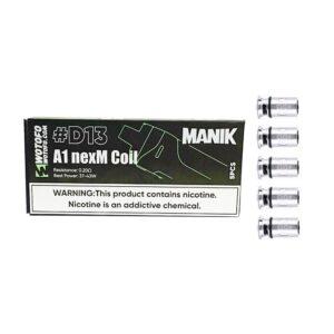 Wotofo Manik Replacement Mesh Coils D11/D13/D14/D15