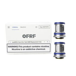 OFRF nexMesh NI80 Replacement coil 0.15 ohm