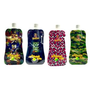 12 x Honey Puff Juice Packet Style Pouch Bong – SG014