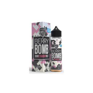 VGOD Bomb Line ICED 0mg 50ml Shortfill (70VG/30PG)